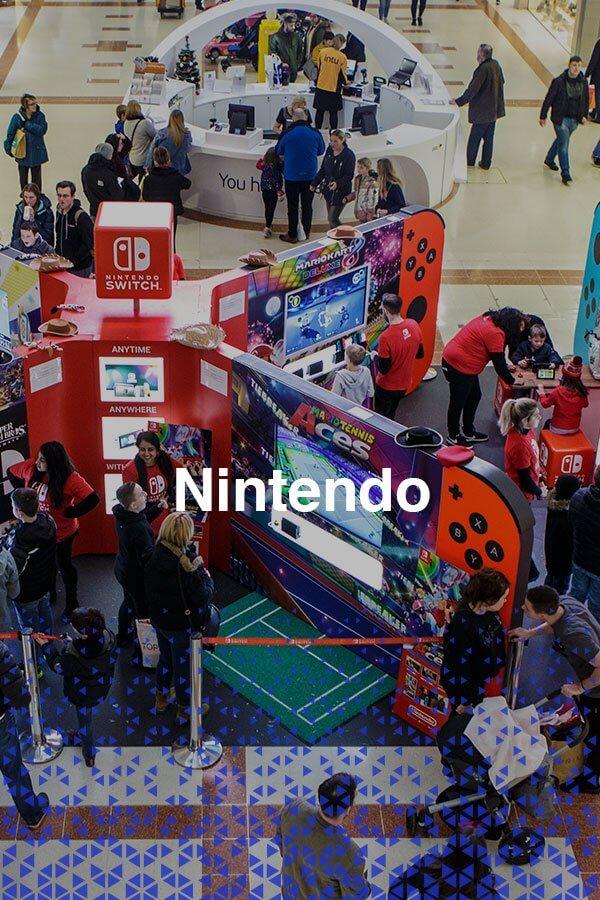 Nintendo roadshow mobile