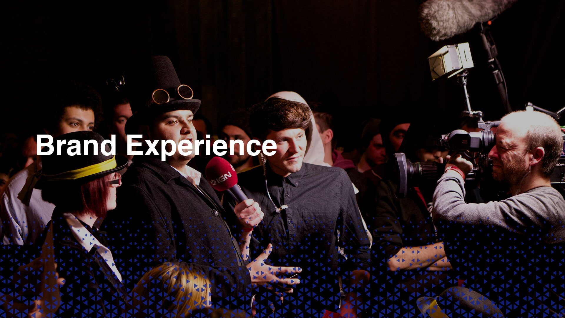 Leading Brand Experience