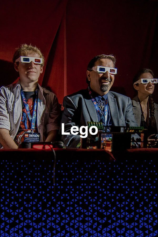 Lego 3D event