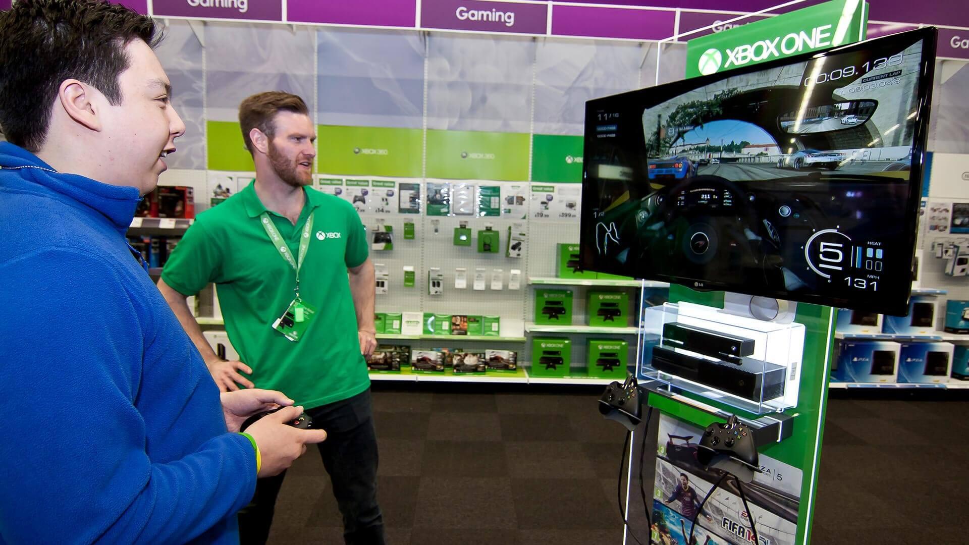 Xbox brand ambassador