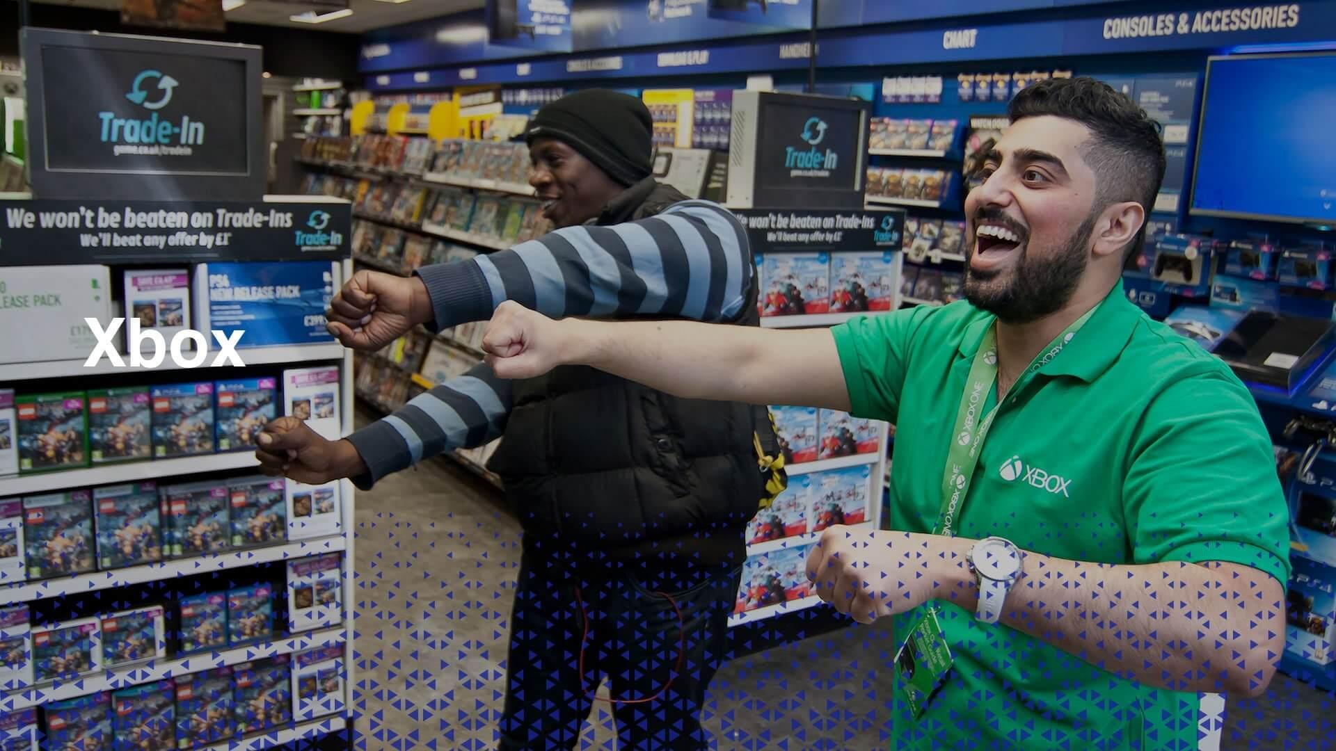 Xbox retail sales ambassador