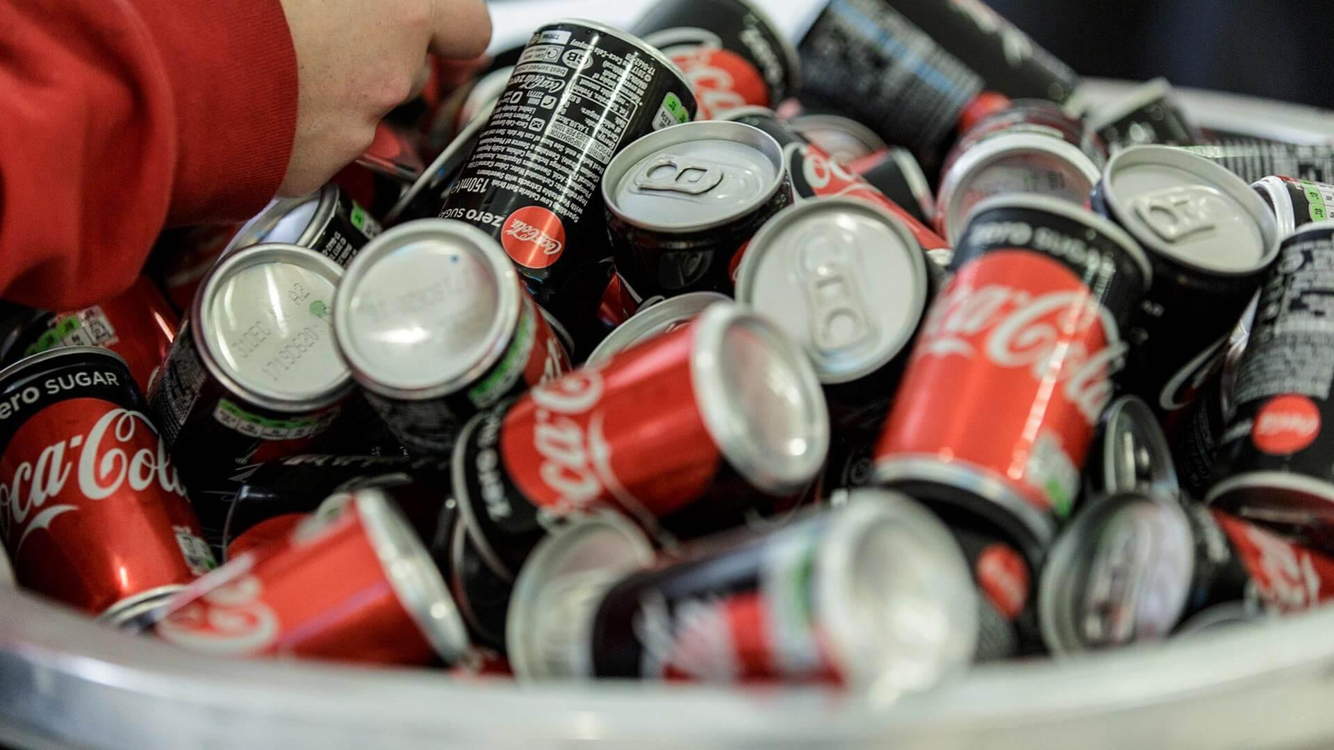 Coke Zero Sampling