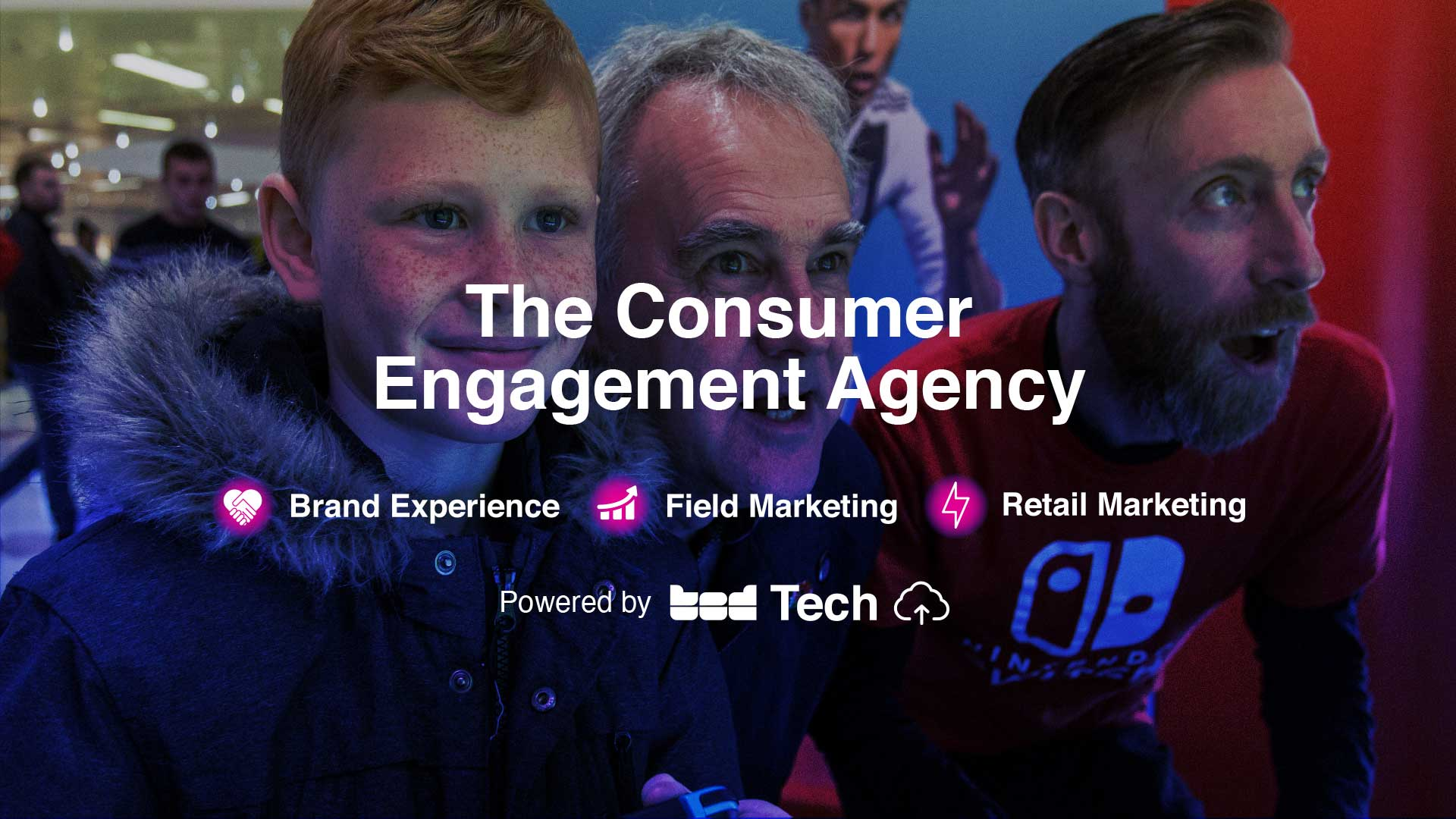 Consumer-engagement-agency